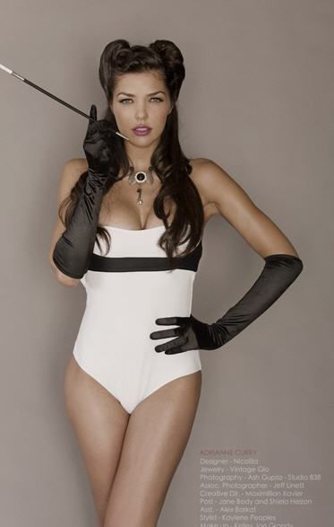 To All Cigarette Smokers- Adrianne Curry