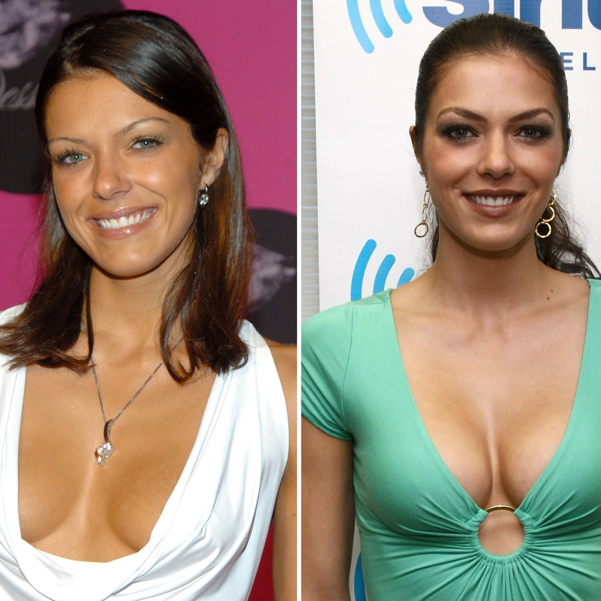 Adrianne curry breast augmentation